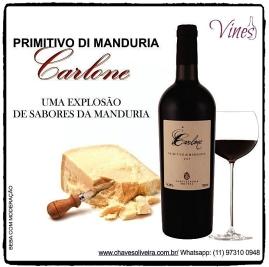 ANÚNCIO - PRIMITIVO DI MANDURIA CARLONE - 2